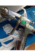 Súng phun sơn cầm tay Anest Iwata W101-134G