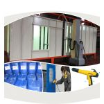 Dây chuyền gia công sơn tĩnh điện công nghệ cao 03
